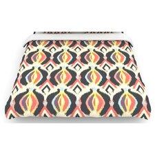 """Bohemian iKat"" Woven Comforter Duvet Cover"