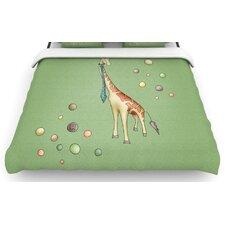 """""""Giraffe"""" Woven Comforter Duvet Cover"""