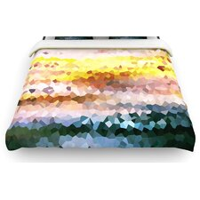 """Turaluraluraluuu"" Pixel Woven Comforter Duvet Cover"