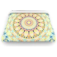 """Flourish"" Circle Woven Comforter Duvet Cover"