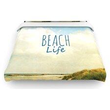 """Beach Life"" Beach Woven Comforter Duvet Cover"
