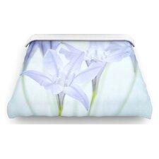 """""""Triplet Lily"""" Flower Woven Comforter Duvet Cover"""