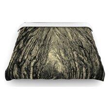 """""""Where Trees Still Whisper"""" Woven Comforter Duvet Cover"""