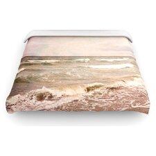 """Romantic Sea"" Beach Woven Comforter Duvet Cover"