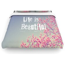 """Life is Beautiful"" Bedding Collection"