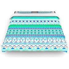 """Emerald Chenoa"" Woven Comforter Duvet Cover"