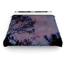 """""""Twilight"""" Tree Woven Comforter Duvet Cover"""