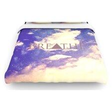 """""""Breathe"""" Woven Comforter Duvet Cover"""