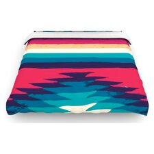 """""""Surf"""" Woven Comforter Duvet Cover"""
