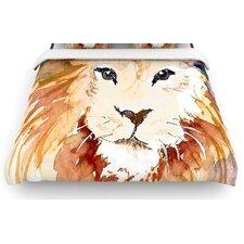 """""""Leo"""" Woven Comforter Duvet Cover"""