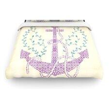 Pom Graphic Design Woven Comforter Duvet Cover