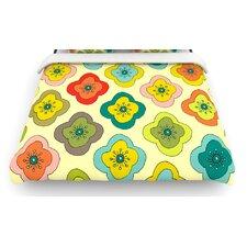 """""""Forest Bloom"""" Woven Comforter Duvet Cover"""
