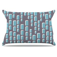 Cubic Geek Chic Pillowcase