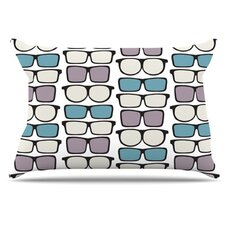 Spectacles Geek Chic Pillowcase