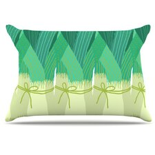 Leeks Pillowcase