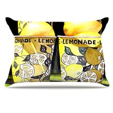 Lemonade Pillowcase