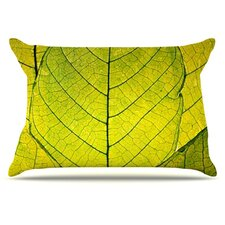 Every Leaf a Flower Pillowcase