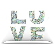 Four Letter Word Pillowcase