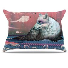 Lone Wolf Pillowcase
