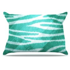 Zebra Texture Pillowcase