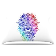 Rainbow Lion Pillowcase