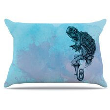 Turtle Tuba II Pillowcase