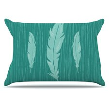 Feathers Pillowcase