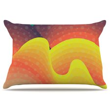 Waves, Waves Pillowcase