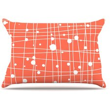 Woven Web I Pillowcase