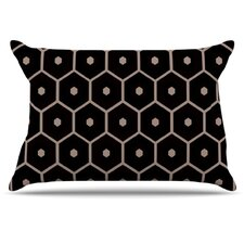 Tiled Mono Pillowcase