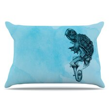 Turtle Tuba III Pillowcase