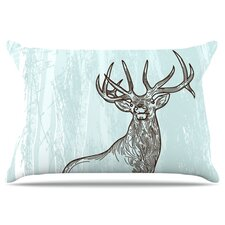 Elk Scene Pillowcase