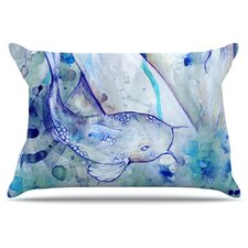 Koi Playing Pillowcase