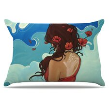 Sea Swept Pillowcase