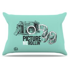 Picture Me Rollin Pillowcase
