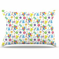 Fun Creatures Pillowcase