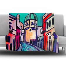 Procida Microfiber Fleece Throw Blanket
