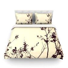 Silhouette Cotton Duvet Cover