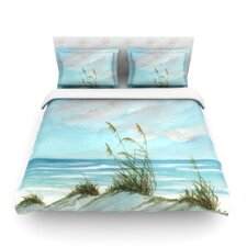Sea Oats Cotton Duvet Cover