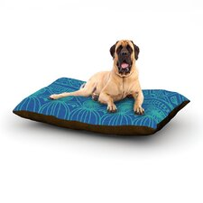 'Beach Blanket Confusion' Dog Bed