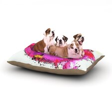 'Kiss Me' Dog Bed