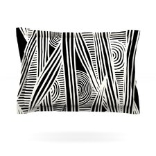 Graphique by Emine Ortega Woven Pillow Sham