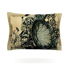 Sound of Nature Cotton Pillow Sham