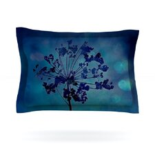 Grapesiscle by Robin Dickinson Woven Pillow Sham