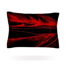 In the Detail by Steve Dix Woven Pillow Sham