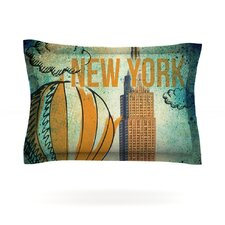 New York Cotton Pillow Sham