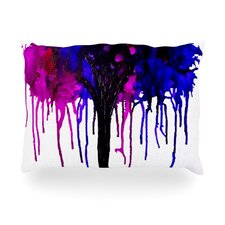 Weeping Willow Outdoor Throw Pillow