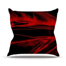 In the Detail by Steve Dix Throw Pillow