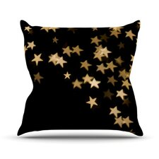 Twinkle by Skye Zambrana Throw Pillow