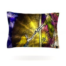 Fairy Tale off to Neverland Cotton Pillow Sham